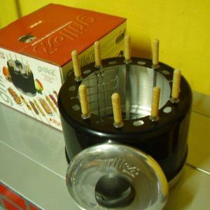 Churrasqueira de fogão Giragrill – Grillex N-10